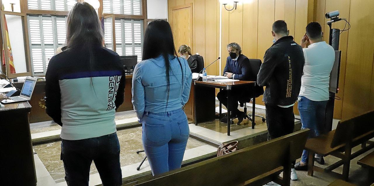 Squatters sentenced in Palma, Mallorca